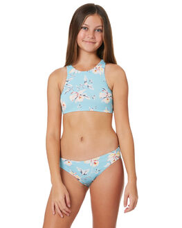 LUNA FLORAL KIDS GIRLS SWELL SWIMWEAR - S6202331LUNFL