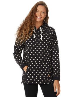 BLACK WOMENS CLOTHING ELEMENT JUMPERS - 286316BLK