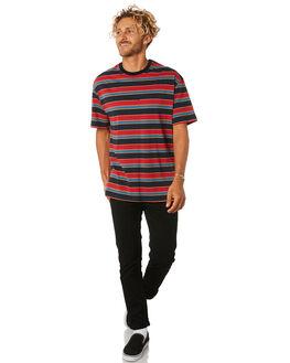 BERRY MENS CLOTHING GLOBE TEES - GB01931003BER