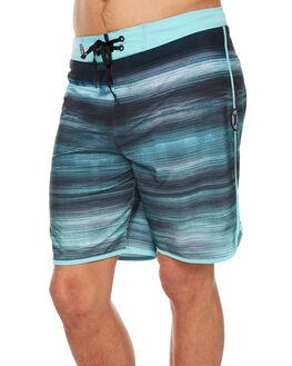 AURORA GREEN MENS CLOTHING HURLEY BOARDSHORTS - AMBSFAST3LW