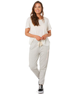 HEATHER GREY WOMENS CLOTHING HURLEY PANTS - BV1769-050