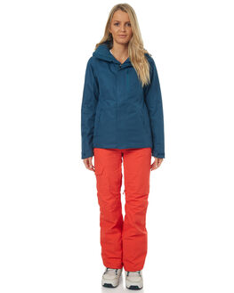 BLUE BOARDSPORTS SNOW THE NORTH FACE WOMENS - NF0A333FBH7BLU