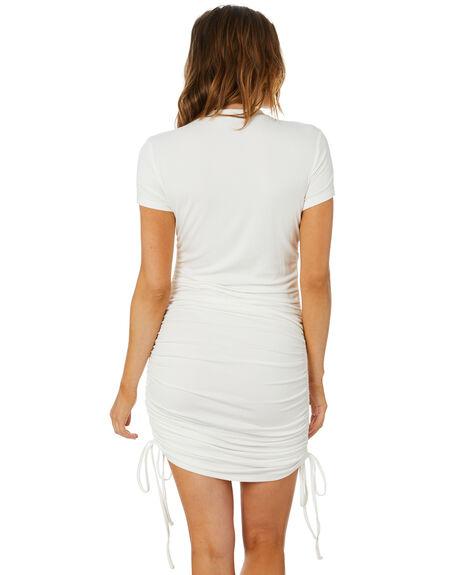 WHITE OUTLET WOMENS TOBY HEART GINGER DRESSES - T14321DWHT