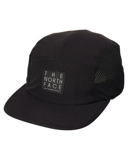 BLACK MENS ACCESSORIES THE NORTH FACE HEADWEAR - NF0A2SB3JK3