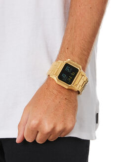 ALL GOLD MENS ACCESSORIES NIXON WATCHES - A1268-502