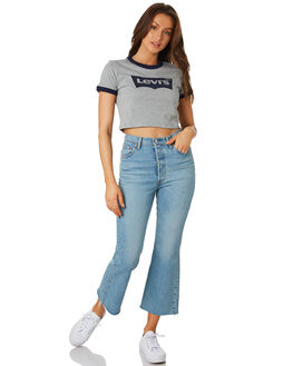 SMOKESTACK WOMENS CLOTHING LEVI'S TEES - 79729-00000000