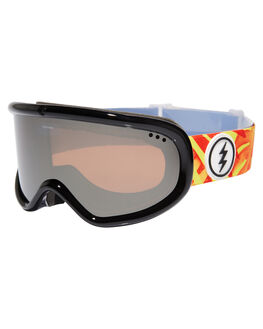 JUNGLE HANDS SILVER BOARDSPORTS SNOW ELECTRIC GOGGLES - EG2117402-BRSR