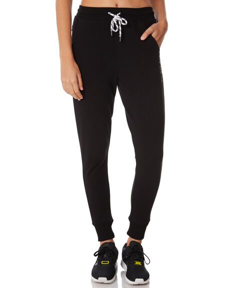 BLACK WOMENS CLOTHING RPM PANTS - 8WWBO2BBLK