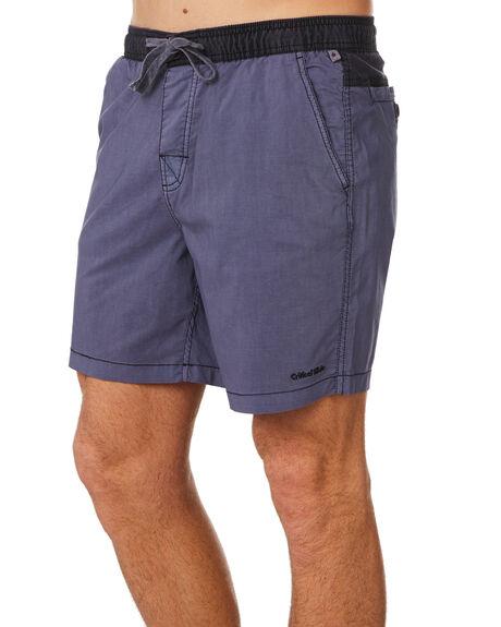 BLUE GRANITE MENS CLOTHING THE CRITICAL SLIDE SOCIETY BOARDSHORTS - BS1881BLUGR
