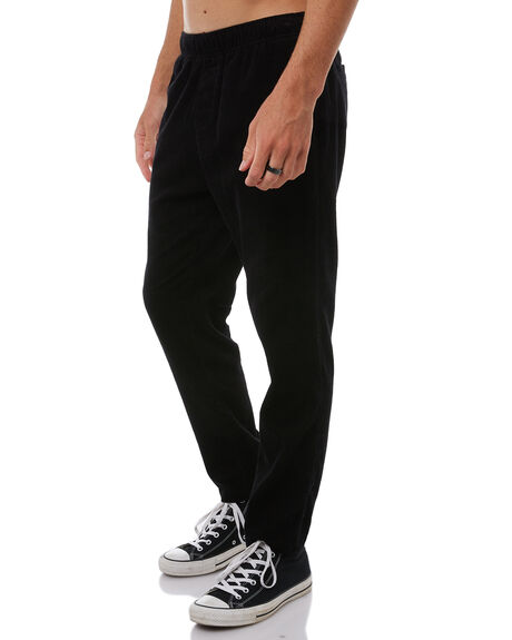 BLACK MENS CLOTHING SWELL PANTS - S5183191BLACK