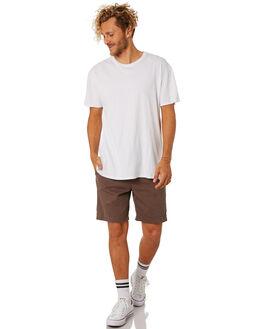 DARK COCOA MENS CLOTHING RUSTY SHORTS - WKM0856DCO