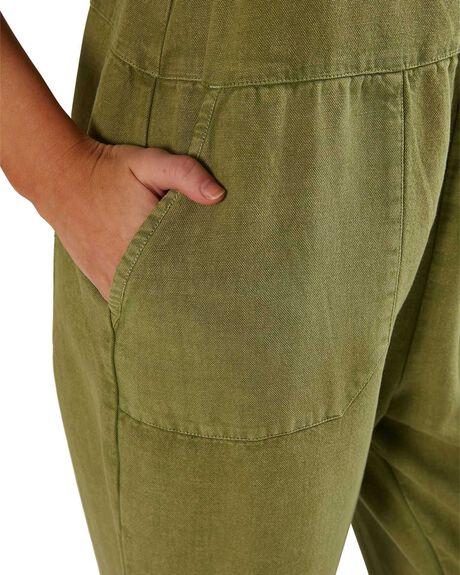 SAGE WOMENS CLOTHING BILLABONG PLAYSUITS + OVERALLS - BB-6503522-S12