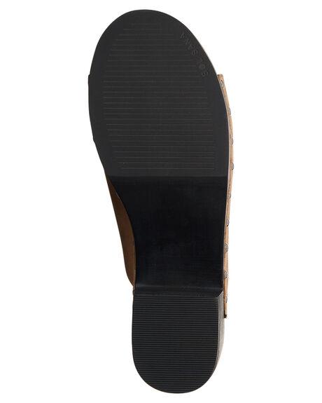 TAN WOMENS FOOTWEAR SOL SANA HEELS - SS172S384TAN