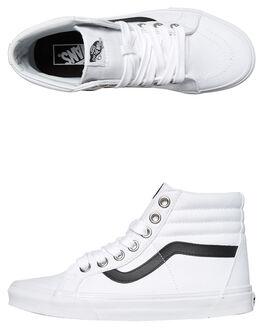 TRUE WHITE WOMENS FOOTWEAR VANS SNEAKERS - SSVNA2XSBQ9GWHTW