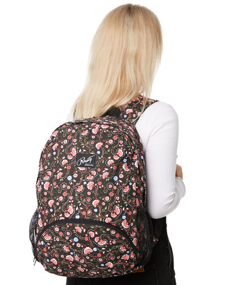 BLACK WOMENS ACCESSORIES RUSTY BAGS + BACKPACKS - BPL0433-BLK