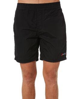 BLACK MENS CLOTHING BARNEY COOLS SHORTS - 603-CC4BLK