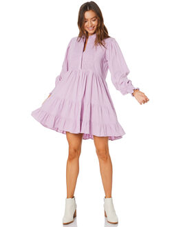 ORCHID WOMENS CLOTHING RUE STIIC DRESSES - SW-20-16-1-OR-LRORCD