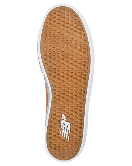 PEACH MENS FOOTWEAR NEW BALANCE SKATE SHOES - NM345BGG