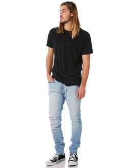 SUNNY BOY BLUE MENS CLOTHING ROLLAS JEANS - 154063954