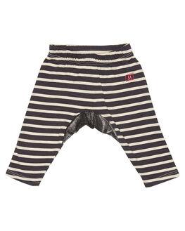 BLACK STRIPE KIDS BABY MUNSTER KIDS CLOTHING - LM172PA01BKSTR