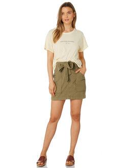 MOSS WOMENS CLOTHING RHYTHM SKIRTS - APR19W-SK01-MOS