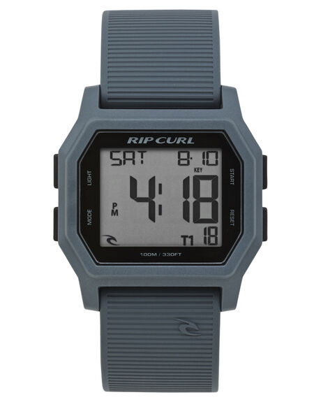 STEEL GREY MENS ACCESSORIES RIP CURL WATCHES - A27010563