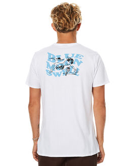 WHITE MENS CLOTHING SWELL TEES - S5173011WHT
