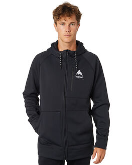 TRUE BLACK MENS CLOTHING BURTON JUMPERS - 16538106001TRBLK