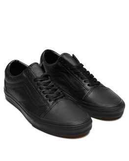 BLACK BLACK MENS FOOTWEAR VANS SNEAKERS - SSVN-03Z6L3ABLKM
