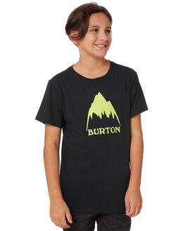 TRUE BLACK KIDS BOYS BURTON TOPS - 179541_05001
