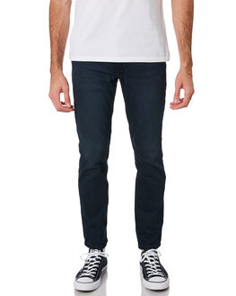 BLUE COMET BLACK OD MENS CLOTHING LEVI'S JEANS - 04511-4008BLCOM