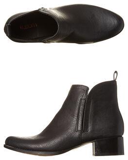 BLACK WOMENS FOOTWEAR KUSTOM BOOTS - 4678101ABLK