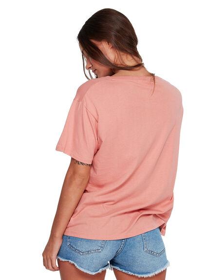 CLAY WOMENS CLOTHING BILLABONG TEES - BB-6592131-C24