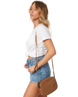 TAN WOMENS ACCESSORIES STATUS ANXIETY BAGS + BACKPACKS - SA7252TAN