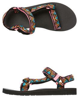 PINK LEMONADE WOMENS FOOTWEAR TEVA FASHION SANDALS - T1003987BPLN