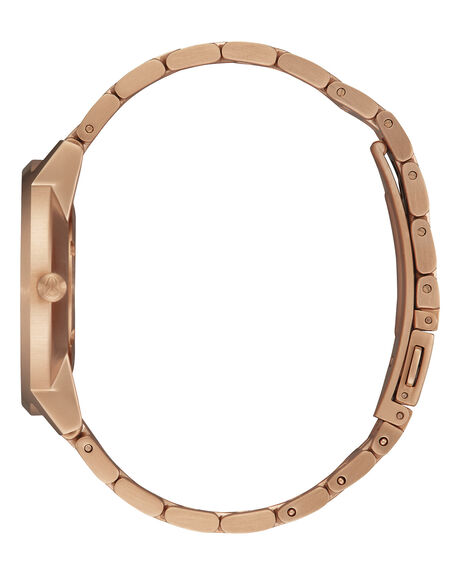 ALL ROSE GOLD MENS ACCESSORIES NIXON WATCHES - A1198897
