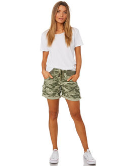 CAMO WOMENS CLOTHING RIP CURL SHORTS - GWAAY10226