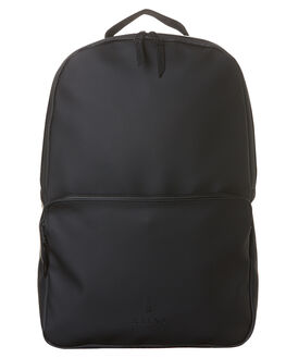 BLACK MENS ACCESSORIES RAINS BAGS - RNS1284BLK