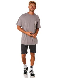 NOIR MENS CLOTHING RUSTY SHORTS - WKM0930NOI
