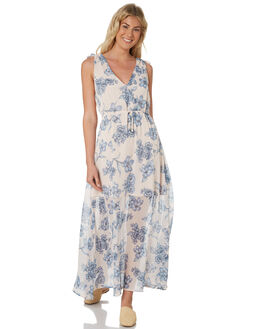 FLORAL PRINT WOMENS CLOTHING SASS DRESSES - 12294DWSS4795