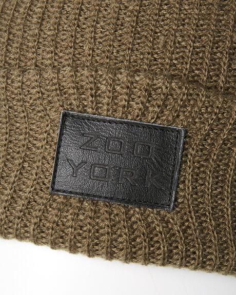ARMY MENS ACCESSORIES ZOO YORK HEADWEAR - ZY-MCA8188ARM