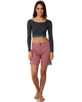 ROSE DUST WOMENS CLOTHING BILLABONG SHORTS - 6571372ROSE