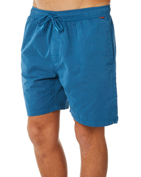 BLUESTONE MENS CLOTHING DEPACTUS BOARDSHORTS - D5183234BLUST