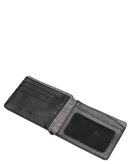 BLACK WASH MENS ACCESSORIES NIXON WALLETS - C2965736