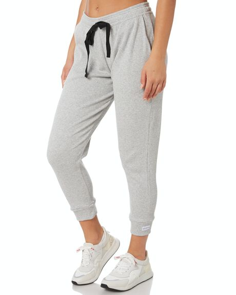 GREY WOMENS CLOTHING DK ACTIVE ACTIVEWEAR - DK07-030-GRY-XS