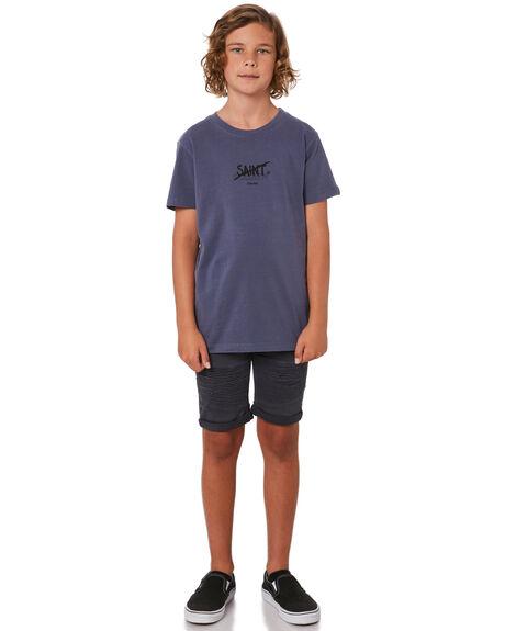 BLUE KIDS BOYS ST GOLIATH TOPS - 2463016BLU