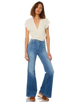 KAREN BLUE WOMENS CLOTHING ROLLAS JEANS - 12786-3982