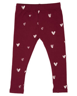 HEART KIDS GIRLS KISSED BY RADICOOL PANTS - KR1224HRT