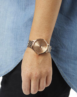 ALL ROSE GOLD WOMENS ACCESSORIES NIXON WATCHES - A1090897