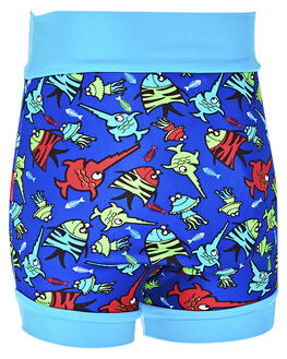 BLUE BOARDSPORTS SURF ZOGGS SWIM ACCESSORIES - 8010190BLUE